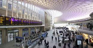 Image result for kings cross station
